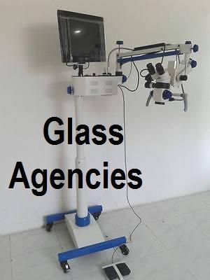 Portable Dental Microscope Three Step