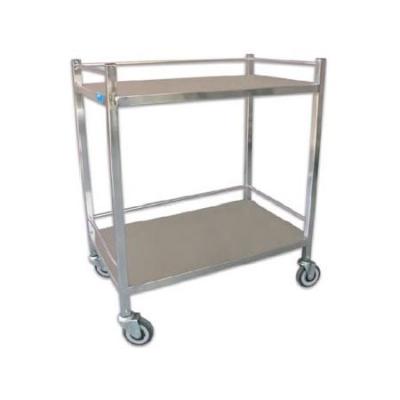 Instrument Trolley 18inch x 30inch(S.S.)