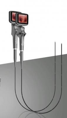 Video Flexible Bronchoscopy Laryagoscope