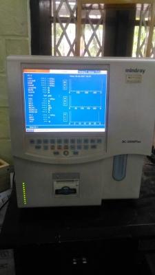 Mindray Bc3000 Plus
