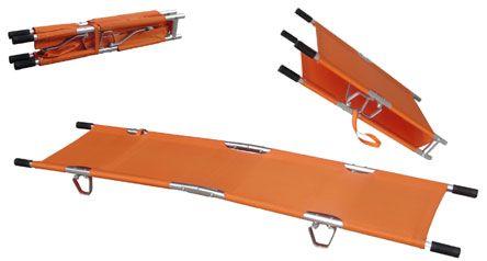 Paras Surgical-Folding Stretcher