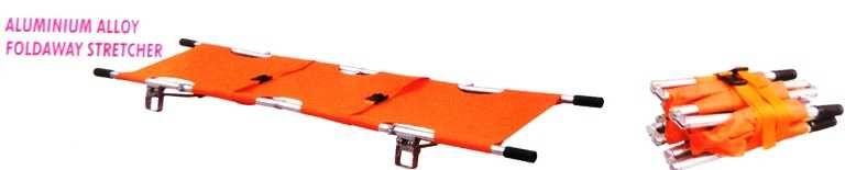 Paras Surgical-Aluminium Alloy Foldaway Stretchers