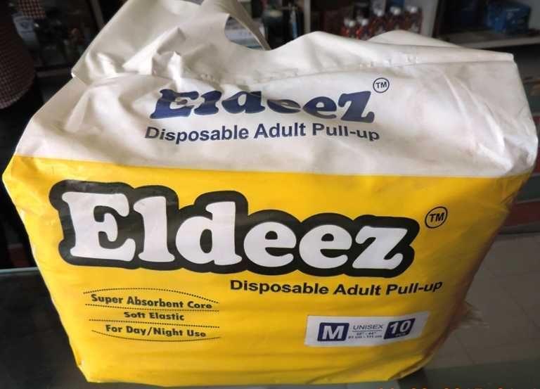Paras Surgical-Disposable Adult Diaper - Eldeez M-10
