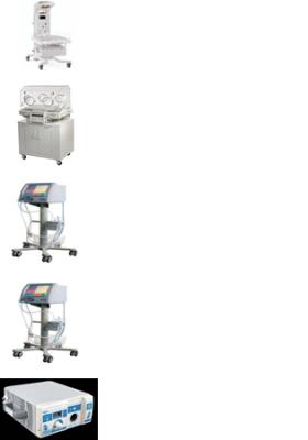 Incubator,Warmer,Neonatal Ventilator,Phototherapy