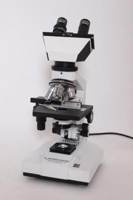 binocular microscope l e d cool light
