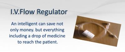 IV Flow Regulator
