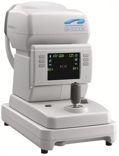 Autorefractometer with Keratometer Grand seiko Japan