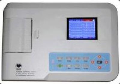 3 Channel ECG Machine TM-903
