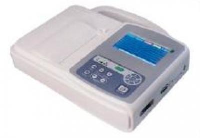 3 Channel ECG Machine tm-3B