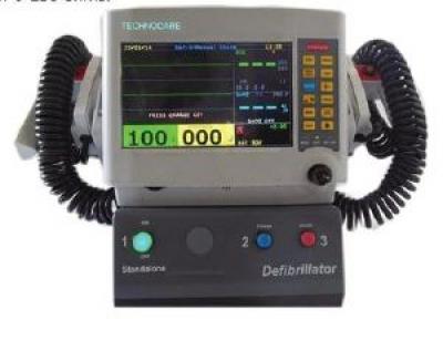 defibrilator tm-2008A