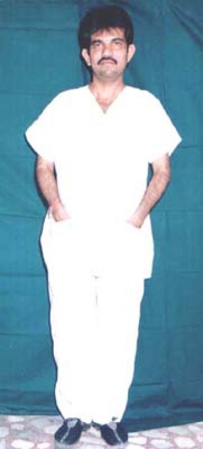 Patient Payjama & Top pair