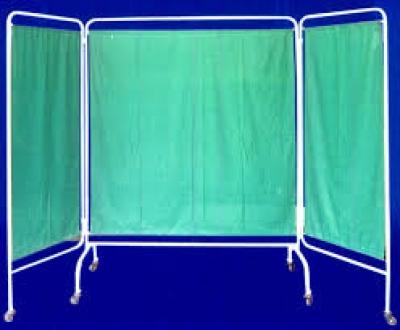 Bed Side Screen 3 Folds