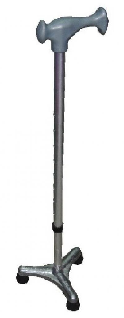 Walking stick Tripod aluminum base T handle