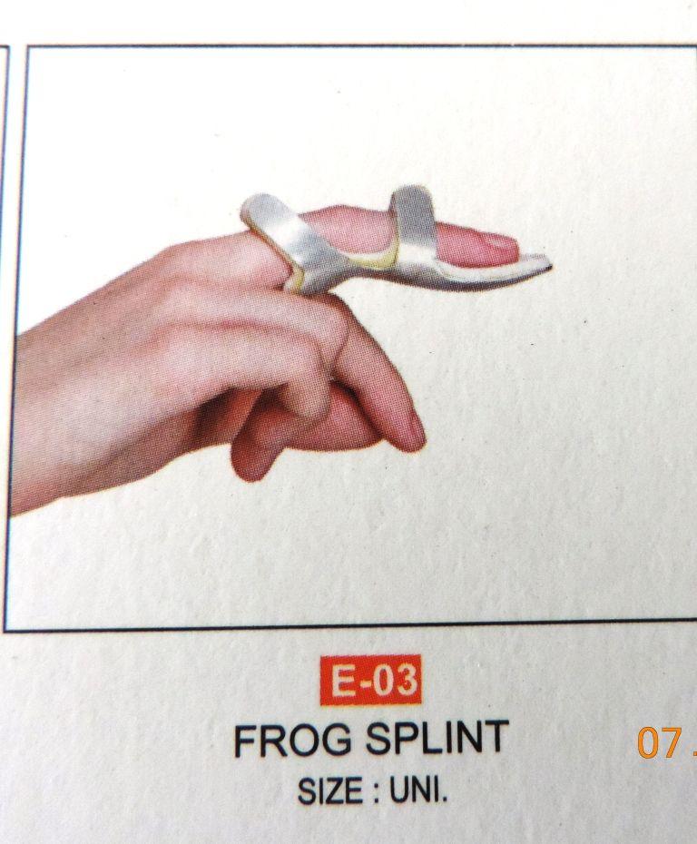 Frog Splint