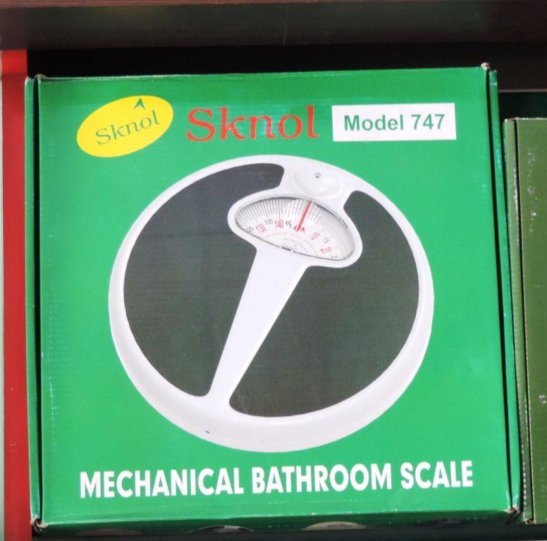 Mechanical Bathroom Scale - 747