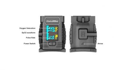 MD 300C63 FINGER TIP PULSE OXIMETER