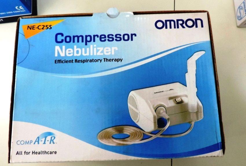 Omron Nebulizer - NEC255