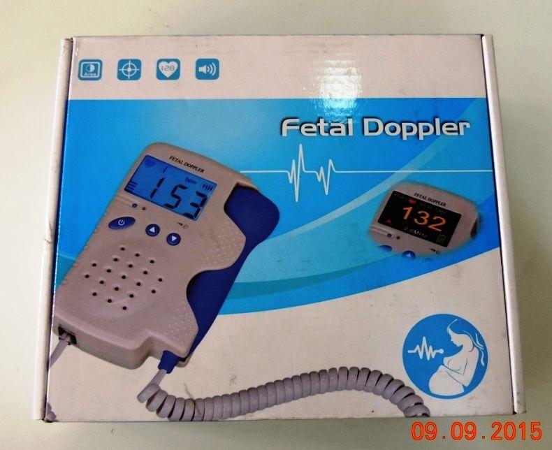 Fetal Doppler - With Colour