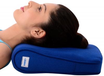 Vissco Cervical Pillow Deluxe Upholstry Cover - Universal