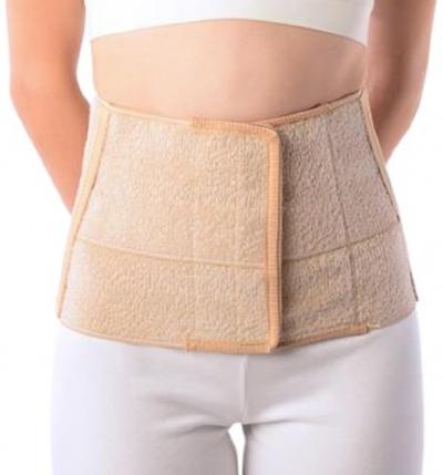 Vissco Abdominal Belts - Medium (8-inch Width)