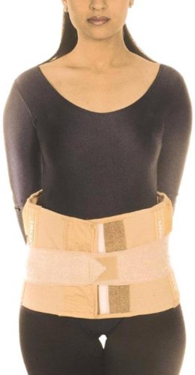 Vissco Sacro Lumbar Belt with Double Lock Elastic Strapping PC0101-Medium