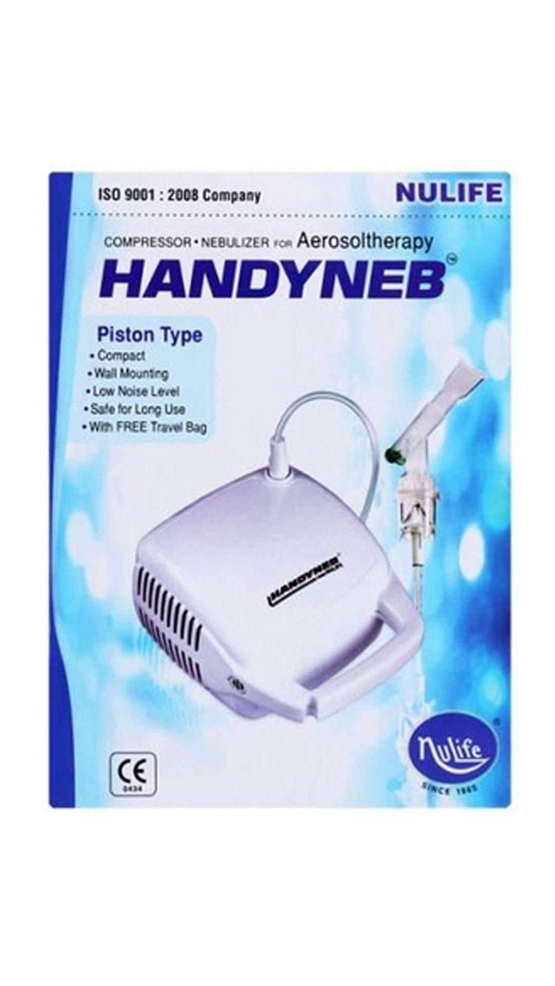 Buy Nulife Nebulizer - Piston Type