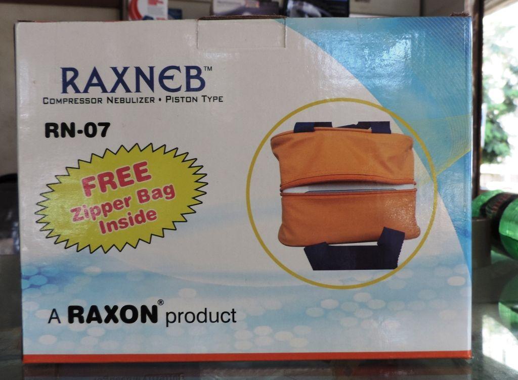Buy Raxon Compressure Nebulizer - Rexneb-07