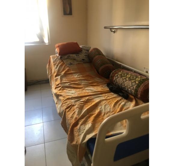 Fowler Brand Adjustable Hospital Bed