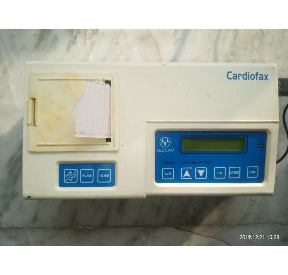 ECG Machine Cardiofax