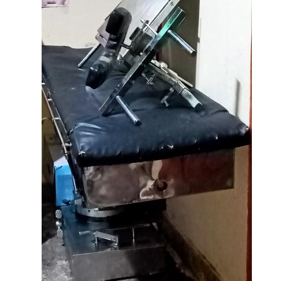 Hydraulic OT Bed