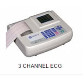 3 Channel ECG