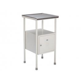 Jeegar Enterprise-Bed side locker single drawer