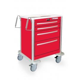 Jeegar Enterprise-Emergency crash cart