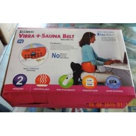 Buy Ab Slimming Vibra + Sauna Belt