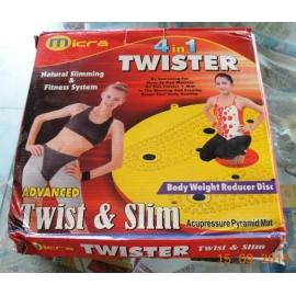 Buy Advance Twist & slim Acupressure Pyramid Mat