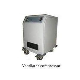 Ventilator compressor