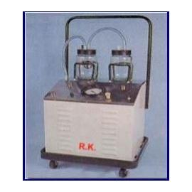 ELECTRIC SUCTION APPRATUS (1/2 H.P.)