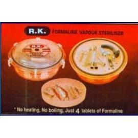 FORMALINE VAPOUR STERILIZER(ROUND MODEL)