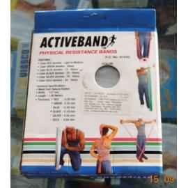 Jasmine Surgical-Buy Thera Band (Exercise Band) - Black / 0.38 mm