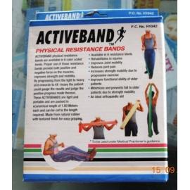 Jasmine Surgical-Buy Thera Band (Exercise Band) - Blue / 0.30 mm