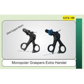 Monopolar Graspers Extra Handel