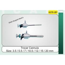 Trocar cannula - 5.5mm
