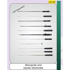 MONOPOLAR AND BIPOLAR ELECTRODE-10)Myoma screw with needle