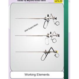 Working Elements