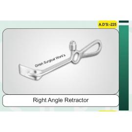 Right Angle Retractor