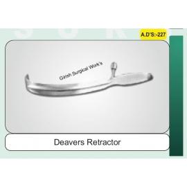 Deavers Retractor