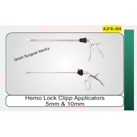 Hemo Lock Clip Applicators - 10mm