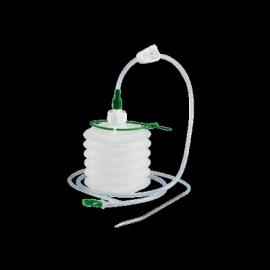 Romo Vac Drainage Device