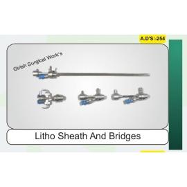 Litho Sheath And Bridges