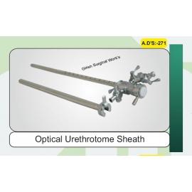 Optical Urethrotome Sheath
